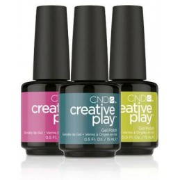 CREATIVE PLAY GEL POLISH CND - 1
