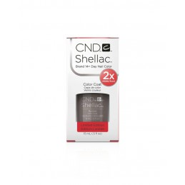 Shellac nail polish - RUBBLE CND - 1