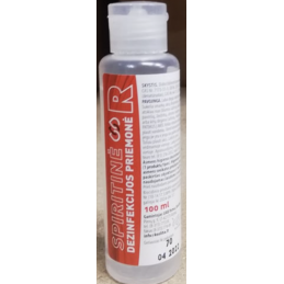 Spirit disinfectant, 100 ml