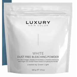 Luxury white dust free...