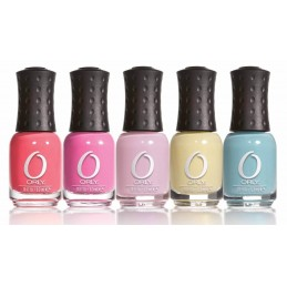 Orly nail colors mini