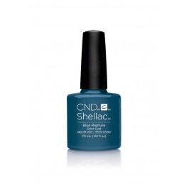 Shellac nail polish - BLUE...